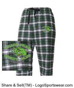 Youth Flannel Pant Design Zoom